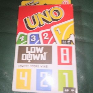 2 Card Games in one UNO